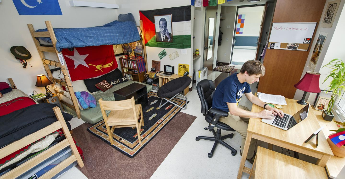 Campus Stewardship - Residential Living Spaces - Intercultural Living